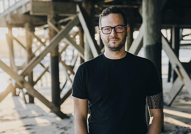 Surfline CEO Kyle Laughlin