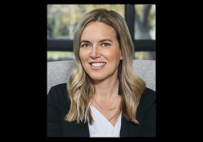 Carrie Strom, President Global Allergen Aesthetics