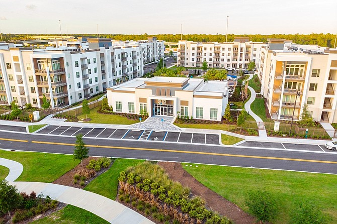 Jacksonville apartments Photo courtesy of Viewpoint Equities