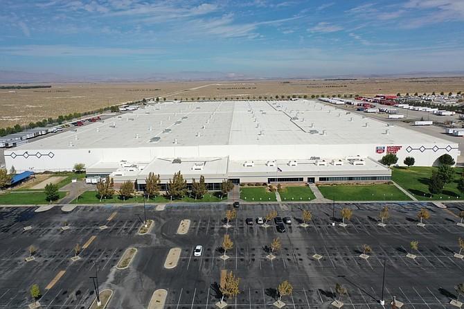 Lancaster warehouse Photo courtesy of Westcore