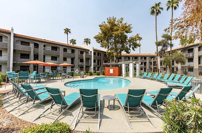 IVilla Garden Apartments Photo courtesy of Tower 16