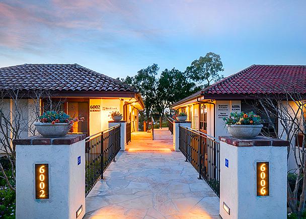 Rancho Santa Fe Professional Center Photo courtesy of CBRE