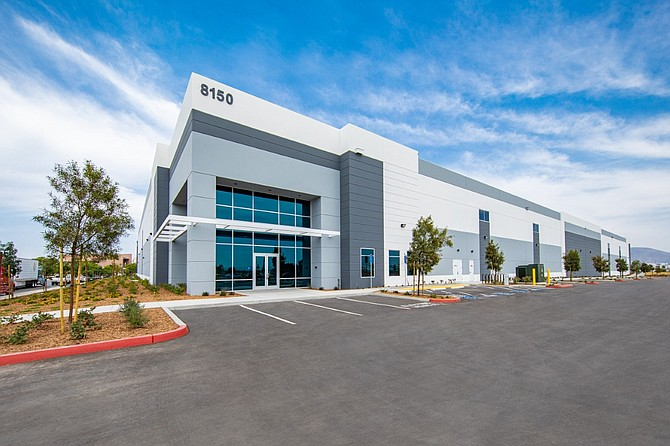 8150 Airway Road Photo courtesy of the Rockefeller Group
