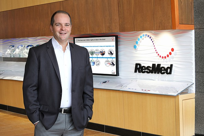 ResMed CEO, Mick Farrell expects the company to accelerate its product flow in the first half of 2022 following pandemic-related supply chain constraints.