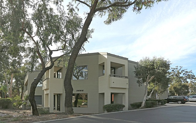9666 Businesspark Ave. Photo courtesy of Pacific Coast Commercial