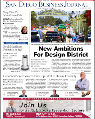 SDBJ Digital Edition May 22, 2017