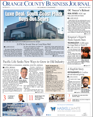 OCBJ Digital Edition July 24, 2017