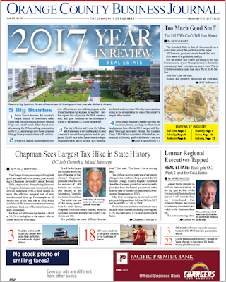 OCBJ Digital Edition December 11, 2017