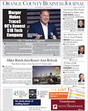 OCBJ Digital Edition August 13, 2018