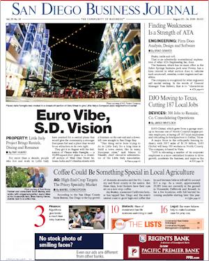 SDBJ Digital Edition August 20, 2018