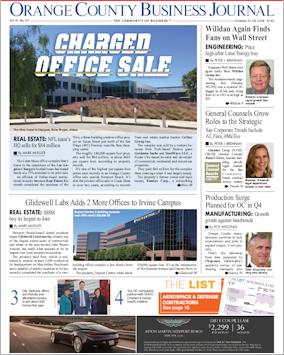 OCBJ Digital Edition October 22, 2018