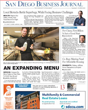 SDBJ Digital Edition November 12, 2018