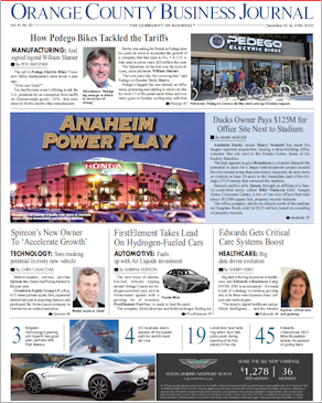 OCBJ Digital Edition December 10, 2018