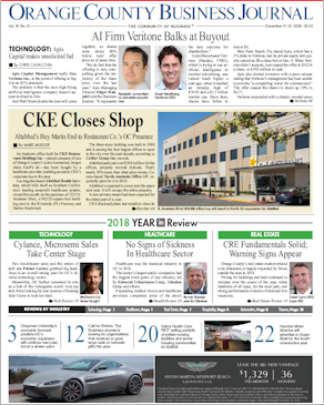 OCBJ Digital Edition December 17, 2018