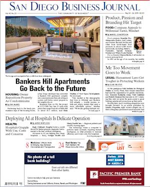 SDBJ Digital Edition May 20, 2019