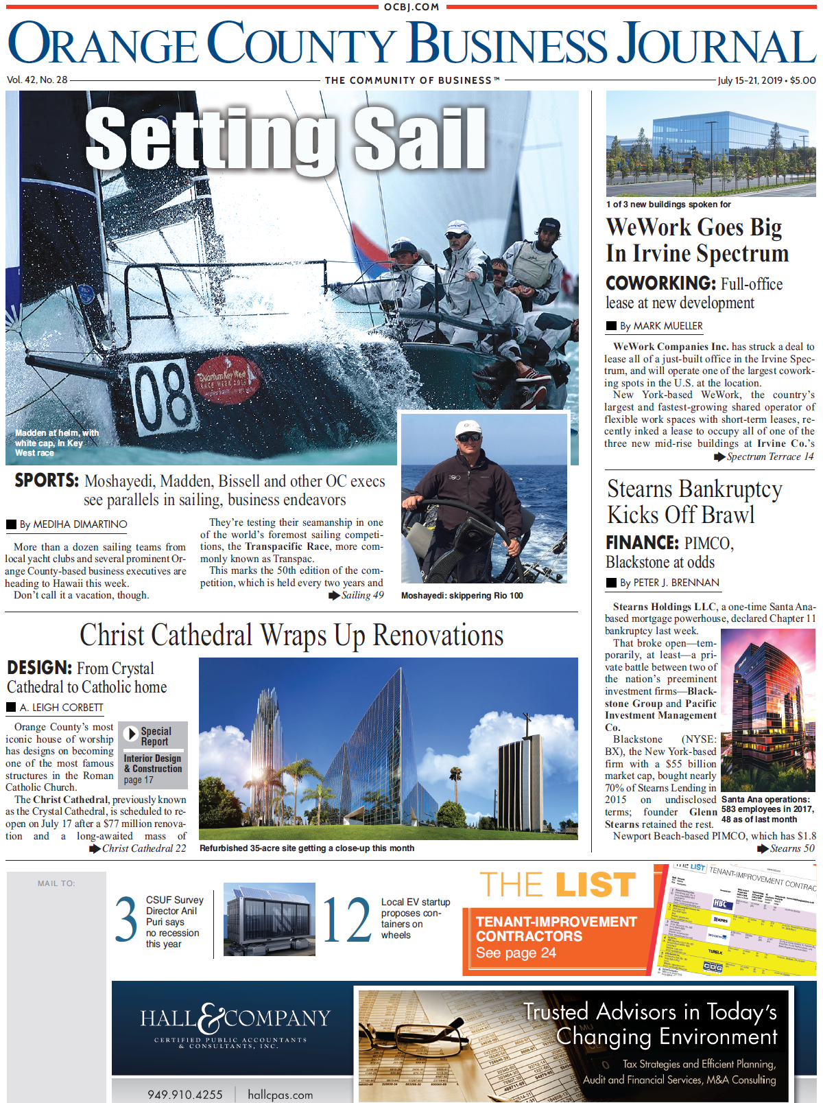 Orange County Business Journal Digital Edition