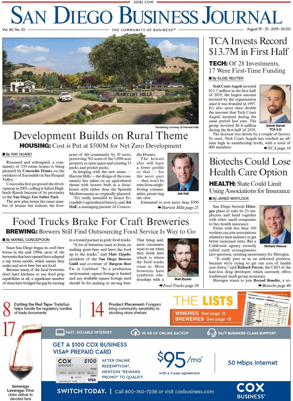 SDBJ Digital Edition July 19, 2019