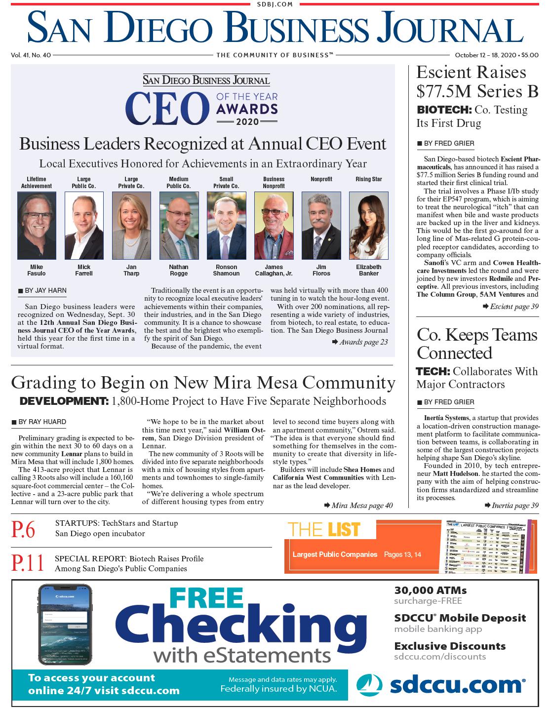 San Go Business Journal Homepage