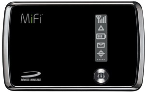 Novatel's MiFi brand of hot-spot devices allows cell phone users to wirelessly connect up to five pieces of equipment to the Internet. The company says it expects revenues to decline significantly from the fourth quarter of 2010 to the first quarter of 2011.
