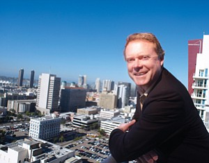 Jim Silverwood of Affirmed Housing Group, an 18-year veteran in the local affordable housing business, says his firm's recent emphasis has been on urban infill and much higher density projects.