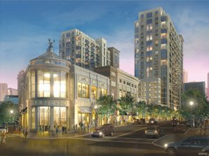 Locally based OliverMcMillan has taken over The Streets of Buckhead in Atlanta, a luxury mixed-use development and the latest of several projects that it has recently acquired after they became stalled by financing issues under their original developers.
