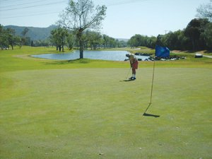 Premier Golf Properties, which owns Cottonwood Golf Club, has filed for bankruptcy protection.