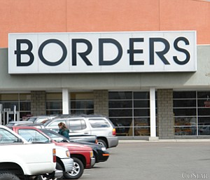 Borders Group Inc. this year closed stores in El Cajon, Carmel Mountain and San Diego's downtown Gaslamp Quarter.