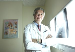 Dr. William Mohlenbrock leads Verras Ltd., a health care consultancy. The Del Mar surgeon says that in the new age of health care reform, the key to most hospitals' success will be their ability to demonstrate quality and efficiency to the people and organizations paying the bills.