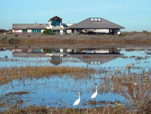 South County economic and tourism officials are aiming to boost visitor counts with an emphasis on recreation, eco-tourism and history. Sites being touted include the Chula Vista Nature Center shown above.