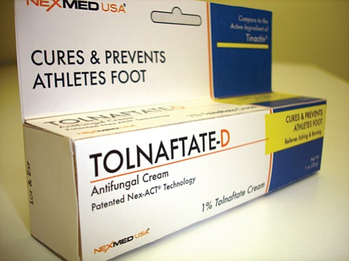Apricus announced Aug 18 that it got the FDA's go-ahead to sell an anti-fungal drug called Tolnaftate-D. The anti-fungal cream incorporates Apricus' NexACT technology which is expected to be used in several other products.