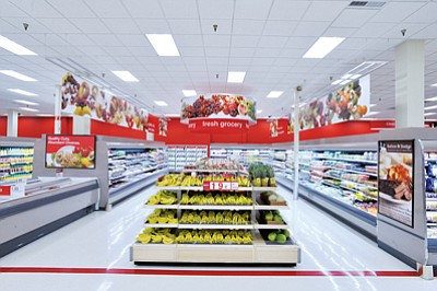 Retailer Target is in the midst of an extensive remodeling of its U.S. stores, as it expands its fresh-food offerings. Four renovations have taken place in San Diego County, with another four in the works this fall.