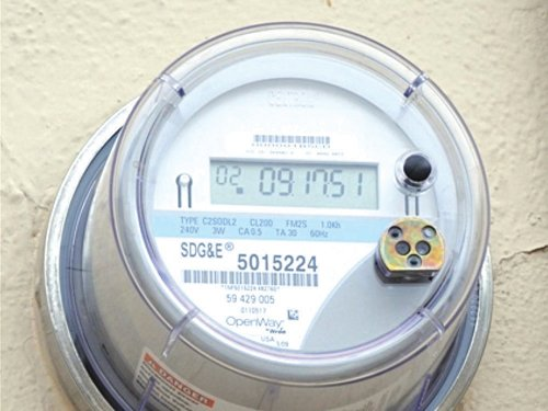 SDG&E in 2011 completed the first major step in creating the smart grid by installing more than 2 million smart meters in San Diego and South Orange County. With the new smart meters, consumers can go on the utility's website and see their energy consumption on an hourly basis.