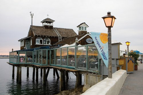 Terramar and port district officials are working out details of major renovations planned at Seaport Village and the nearby Old Police Headquarters in downtown San Diego.
