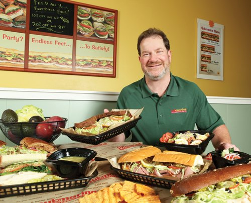 Bruce Rosenthal became the CEO at Submarina in 2010. He is instituting a number of changes including expanding the chain, which currently has 53 restaurants.