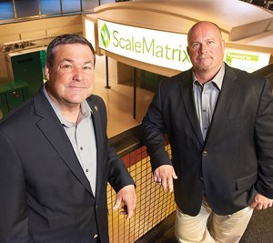 Chief Operating Officer Bill Kraus, left, and CEO Mark Ortenzi lead ScaleMatrix, which has grown from eight employees to 60 since early last year. ScaleMatrix is one of many local businesses involved in the cloud computing sector.