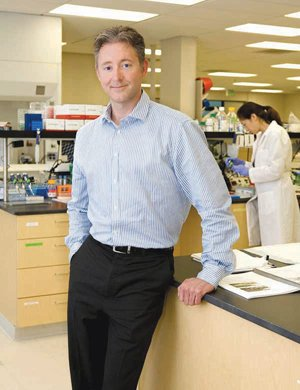 Pathway Genomics President and CEO Jim Plante says the company has shifted the focus of its genetic testing service from consumers to doctors and health care providers.