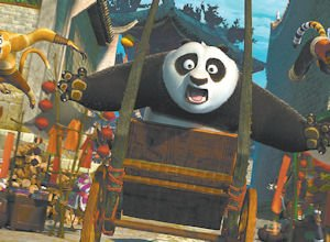 "Tops: ""Kung Fu Panda 2"" was the highest grossing movie in China."