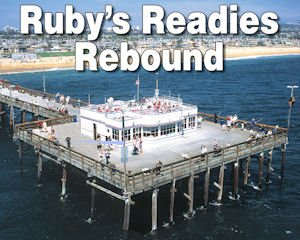Balboa Pier Ruby's: where it all began