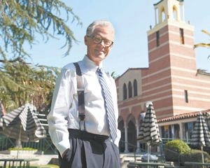 School: Kenneth Nielsen helped Woodbury University start and grow an endowment, one of his many accomplishments during his 16 years at the school.