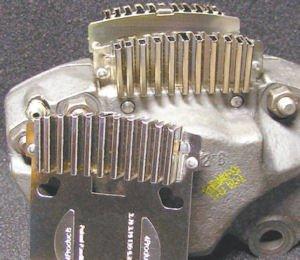 Part: The Fade-Stop Brake Cooler.