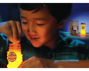 Product: Students will use GLOW Fusion Bubble Solution to learn about science.