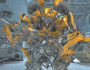 Attraction: Transformers ride may boost sales.
