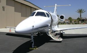 Beechcraft Premier 1: light business jet in current Stajets fleet