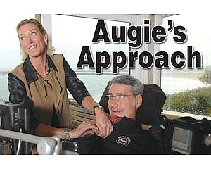 Lynne and Augie Nieto: high school sweethearts, tag team on amyotrophic lateral sclerosis