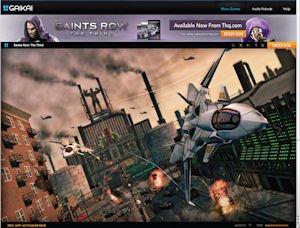Gakai: Facebook app promotes game titles