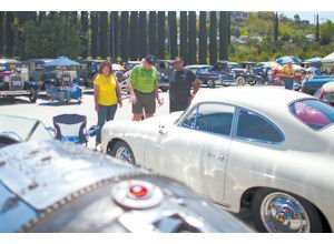 Wheels: The Cool and Classic Car Show took place at the Braemar Country Club.