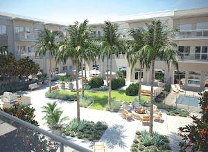 Vivante rendering: 185 units, rents approaching $7,000