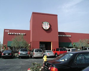 BJ's: chain has 118 restaurants