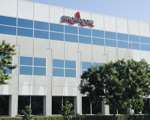 Broadcom headquarters: in Irvine's University Park