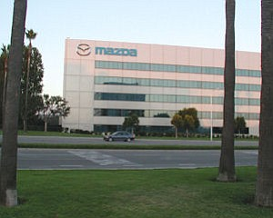 Mazda North American Operations: implements restructuring